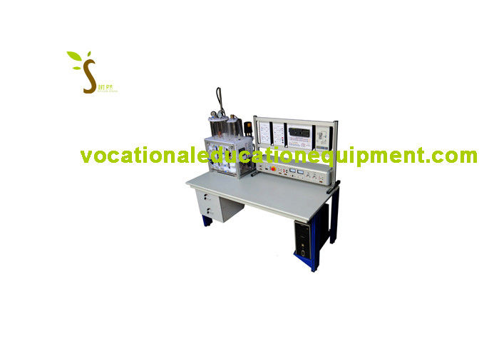 Temperature Control Trainer / Mechatronics Equipment Integrated Training System