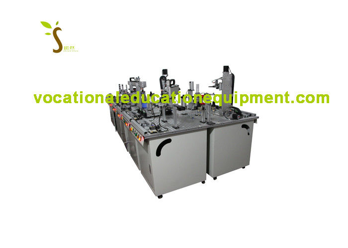 SR MPS800 Mechatronics Lab Equipment In Modular Product System